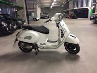 2016 125 Vespa Super Sport - White