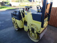 BOMAG BW80 AD-2 road roller