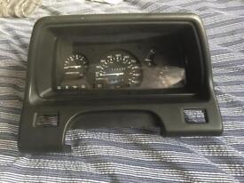 Micra k10 mk1 Super S gauges