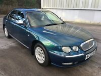 Stunning 2003 53 Rover 75 2.0Cdti Connoisseur **3 Owners+Full History+Full Leather+Mega Spec!**