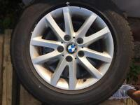 Wheel&tyres FOR BMW