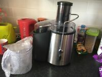 For sale and Andrew James juicer never been used