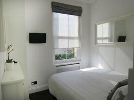 Lovely West end flat & Garden W1. Oxford StRegents ParkMarylebone. Air Con