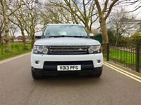 2013 Land Rover Range Rover Sport 3.0 SDV6 HSE | Leather seats | Electric Boot | like Audi Q7 BMW X5