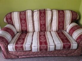 Sofa set for quick sale.. needs to be gone ASAP!