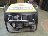 power craft generator 2200