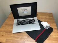 "Apple MacBook Pro Mid-2014 15.4"" Boxed 2.2GHz i7 16GB RAM 256GB SSD MGXA2B/A"