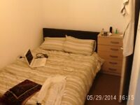 Furnished studio flat close to town centre & station £550pcm including all bills LU11EW