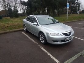 Great Running Mazda 6 with 11 MONTHS MOT