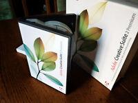 Adobe Creative Suite 2 Premium APPLE MAC Boxed Edition Ai Photshop etc..