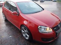 VW Golf MK5 2.0 TFSI GTI Turbo Full year MOT 108k miles WITH FSH ( audi a4 golf vw honda)