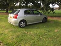 Toyota Corolla 1.6 Turbo Petrol 2005 NEED GONE ASAP!!!