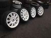 BMW - AUDI - VW - MINI - VAUXHALL - RENAULT - ALLOY WHEELS