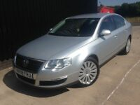 2008 Volkswagen Passat 2.0 TDI CR Highline 4dr 1 Previous Owner, Service History, 2 Keys, May PX