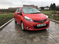 Toyota Yaris Automatic only 9800 miles