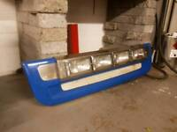 Scania r series grill lights