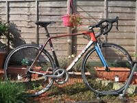 CUBE Agree GTC Pro Carbon Road Bike. 58 cm. Ultegra/105. 22 speed. 8,2 kg. Great condition