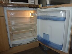 Built in under counter Fridge and Freezer