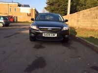 Ford Focus 1.6 Zetec 5dr£3,200 one owner , NEW CLUTCH