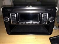 VW Transporter |T5.1 Radio Volkswagen Transporter T5 Stereo Bluetooth TPK