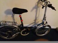 Apollo city folding bike