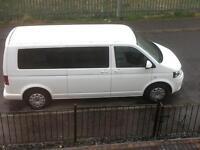 Minibus transport service