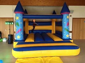 Bouncy castle £550