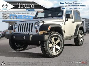 2012 Jeep Wrangler $89/WK TAX IN! MANUAL! NEW A/T TIRES! NEW BRA