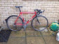 Ribble Winter Road Bike