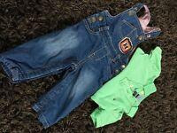 Baby boys 3-6 months designer clothes
