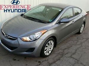 2013 Hyundai Elantra GL FACTORY WARRANTY | ALLOY WHEELS | GREAT