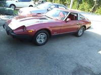 1981 datsun 280zx price reduced