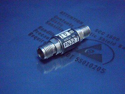 Weinschel 9515-2 Coaxial Attenuator 10 Db