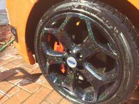 Focus st225 low mileage
