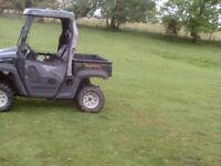 2wd /4wd mule road registered