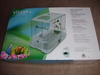 Vision Bird Cage Medium size for Budgerigars, Canaries or Finches.