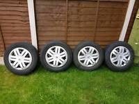 vivaro trafic wheels