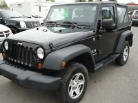 2009 Jeep Wrangler 4x4 V6 6 Speed