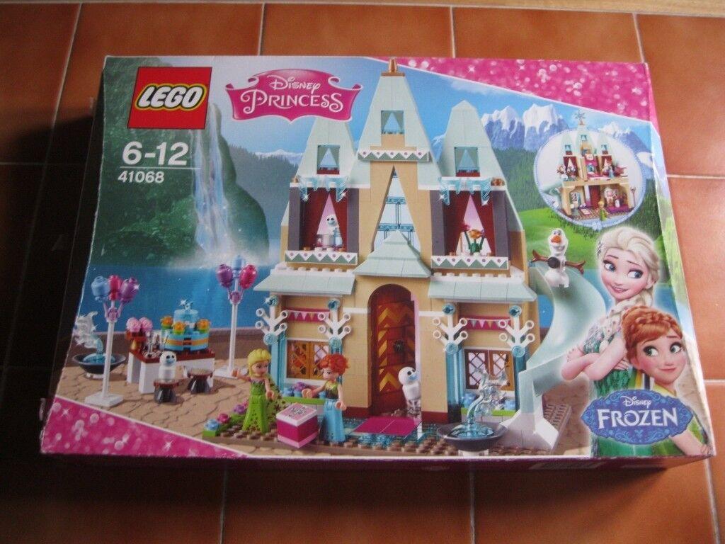 Lego Disney Princess 41068 Disney Frozen In Liverpool City