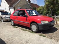 PEUGEOT 106 1.1 XN *LOW MILEAGE IDEAL FIRST CAR*