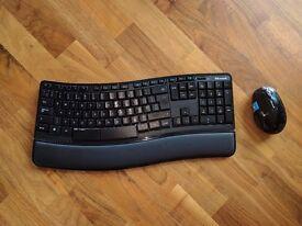 Microsoft Sculpt Comfort Keyboard