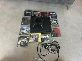 PS3 loads of games 2 pads