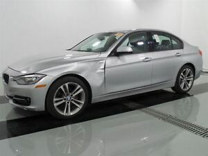 2015 BMW 320I XDRIVE AWD CUIR TOIT OUVRANT MAGS 18 POUCES