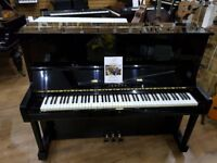 Yamaha U1 Upright Piano By Sherwood Phoenix Pianos + Free May 2018 Piano Auction Catalogue