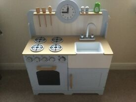 Farmhouse Play Kitchen Set