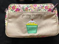 Mini yummy mummy changing bag by pink lining