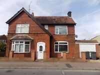 Spacious 3/4 Bed Detached House with Garage, close to Leagrave Train Station, No DSS