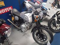Brand new AJS Cadwell 125 cafe racer, 125, learner legal, Finance options available £1898
