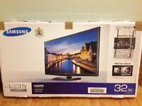 """Samsung 32"""" HD LED flat screen TV"""
