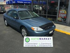 2006 Ford Taurus SE, LOW KM'S!! LOADED!!